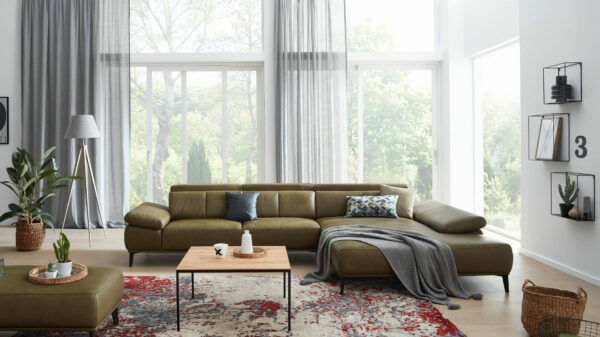 Interliving Sofa Serie 4002 – Ecksofa mit Funktion