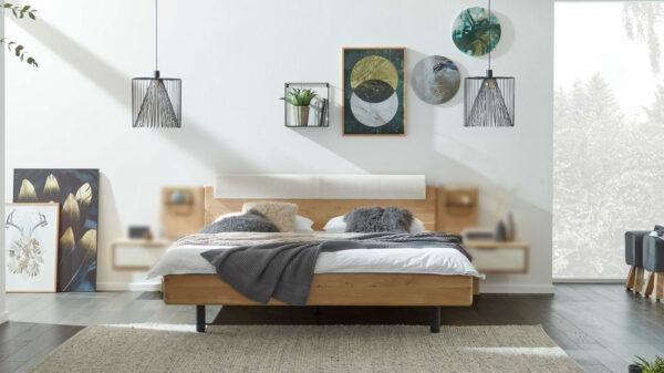 Interliving Schlafzimmer Serie 1015 – Bettgestell 1201