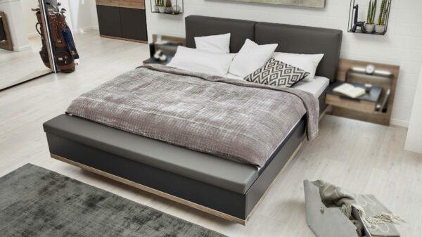 Interliving Schlafzimmer Serie 1007 – Bettgestell mit Bettbank